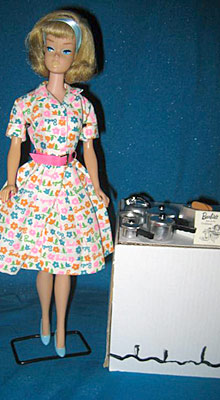 #1634 Barbie Learns To Cook Foto: J.Liffner